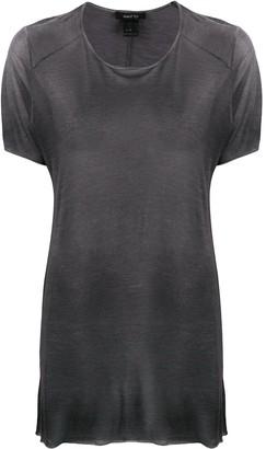 Avant Toi oversized short-sleeve T-shirt