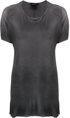 Avant Toi oversized short-sleeve T-shirt