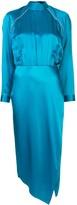 Mason by Michelle Mason embellished midi dress