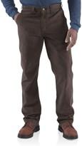 Carhartt Rugged Work Khaki Pants - Cotton Twill, Factory Seconds (For Men)