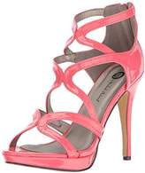Michael Antonio Women's Riot-Pat Dress Sandal