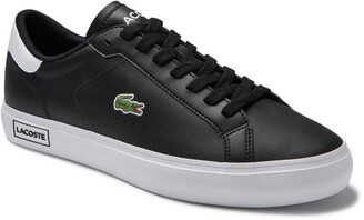 Lacoste Power Court Leather Sneaker