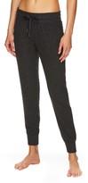 Gaiam Women's Sweatpants CHARCOAL - Charcoal Heather Skinny Elle Joggers - Women