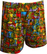 Briefly Stated Teenage Mutant Ninja Turtles Comic Strip Turtles Boxer Shorts for men