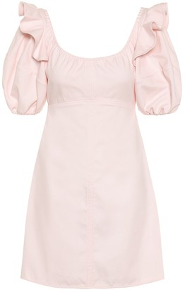 Ellery Valeria cotton minidress