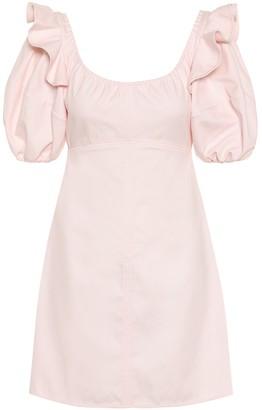 Ellery Valeria cotton minidress