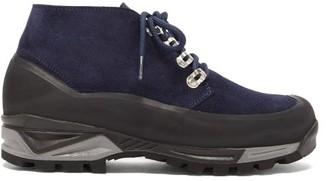 Diemme Asiago Suede Chukka Boots - Mens - Navy