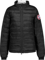 Canada Goose Camp quilted shell down coat