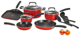 T-Fal Signature Non-Stick Cookware Set (12 PC)