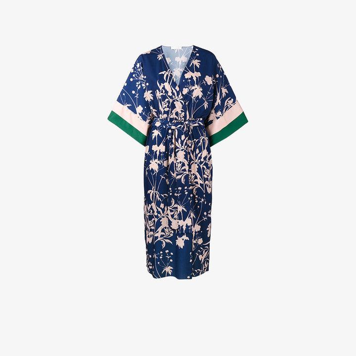 Borgo De Nor kimono belted dress