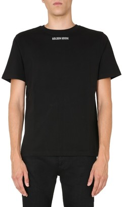 Golden Goose Crew Neck T-Shirt