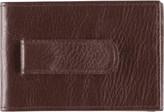 Johnston & Murphy Two-fold Money Clip Wallet