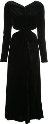 Rachel Comey Mast velvet dress
