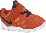 Nike Toddler Boy's Free 5.0 Tennis Shoe (3, BRIGHT CRIMSON/BLACK-HOT LAVA)