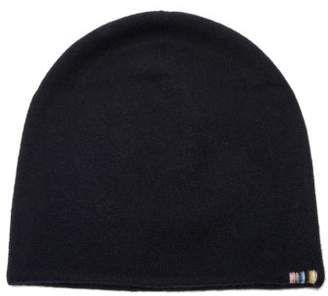 Extreme Cashmere - No.77 Bijou Stretch Cashmere Beanie Hat - Womens - Navy