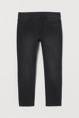 H&M Denim leggings