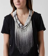 Collection Eighteen Fringe Neck Scarf
