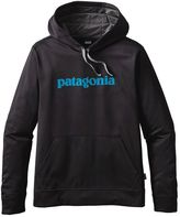 Patagonia Men's Text Logo PolyCycleTM Hoody