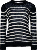 IRO Somka striped sweater - women - Acrylic/Alpaca/Merino - XS