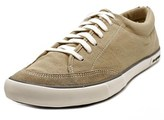 SeaVees 05/65 Westwood Men Round Toe Suede Tan Tennis Shoe.