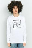 Edwin Hero White Long-Sleeve T-shirt