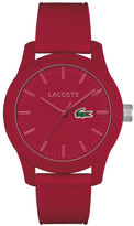 Lacoste Unisex Lacoste.12.12 Red Watch