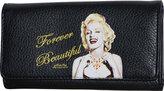 Monroe Women's Marilyn Forever Beautiful Wallet MR0
