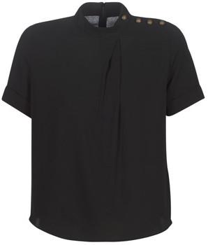 Ikks BP11085-02 women's Blouse in Black