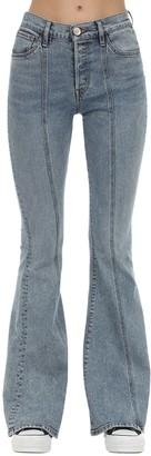 3x1 Maxime Flared Stretch Denim Jeans