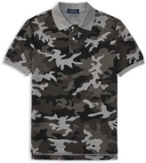 Ralph Lauren Boys' Camouflage Polo Shirt - Sizes S-XL