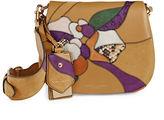 Marc Jacobs Patchwork Floral Satchel Bag