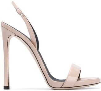 Giuseppe Zanotti Vernice open-toe sandals