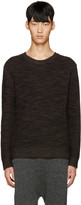 3.1 Phillip Lim Navy Wool Sweater
