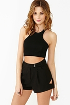 Nasty Gal Piece Of Me Shorts