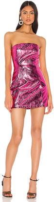 superdown x Draya Michele Teena Strapless Dress