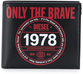 Diesel 'Only the Brave' wallet