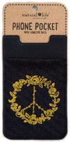 Natural Life Peace Phone Pocket