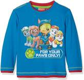 Nickelodeon Boy's Patrol for Your Paw Only T-Shirt