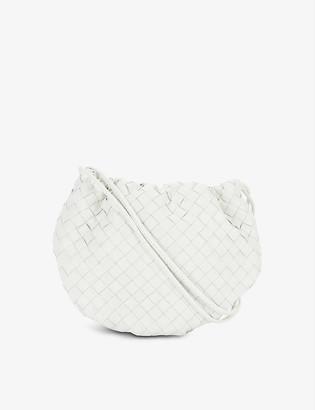 Bottega Veneta The Mini Bulb intrecciato leather shoulder bag