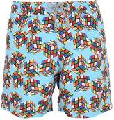MC2 Saint Barth Gustavia 31 Cube Swim Shorts