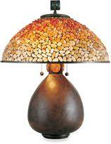 Quoizel Pomez Tiffany 2-Light Table Lamp