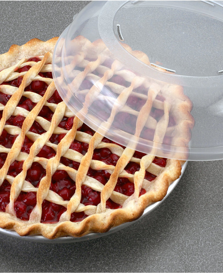 "Nordicware 10"" Covered Pie Pan"