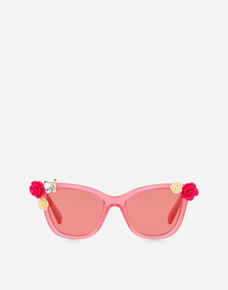Dolce & Gabbana Blooming Sunglasses
