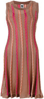 M Missoni Lurex knitted dress - women - Polyamide/Polyester/Viscose/Metallic Fibre - 38
