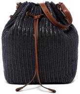 Eric Javits Ami Woven Bucket Bag