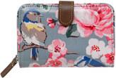 Cath Kidston Meadowfield Birds Folded Zip Wallet