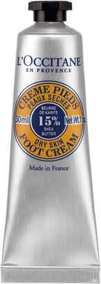 L'Occitane Shea Butter Foot Cream, 30ml