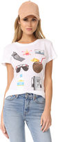 Wildfox Couture Tanning Essentials Tee