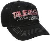 True Religion Men's Overdyed Baseball Cap