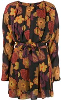 Dodo Bar Or Gloria floral print dress